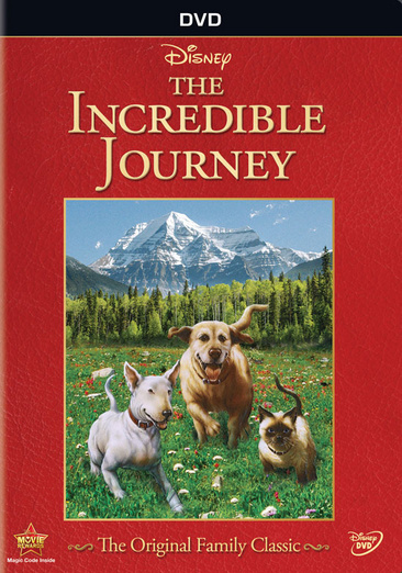 The Incredible Journey 786936844344
