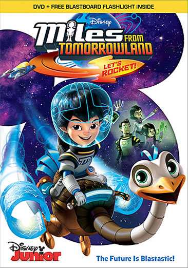 Miles from Tomorrowland: Let's Rocket! 786936844634