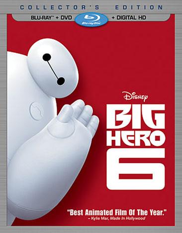 Big Hero 6 786936844801