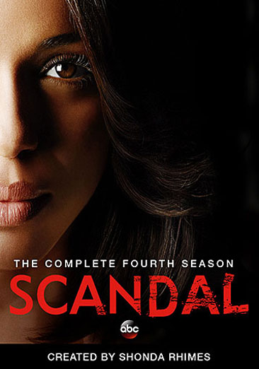 Scandal: The Complete Fourth Season 786936845440