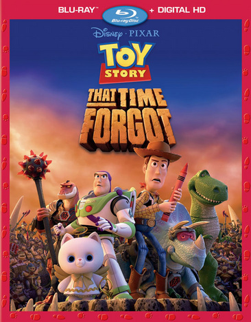 Toy Story That Time Forgot 786936846300