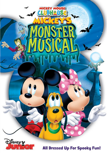 Mickey Mouse Clubhouse: Mickey's Monster Musical 786936847079
