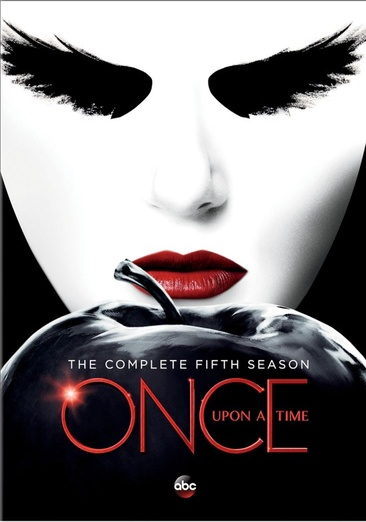 Once Upon a Time: The Complete Fifth Season 786936848052