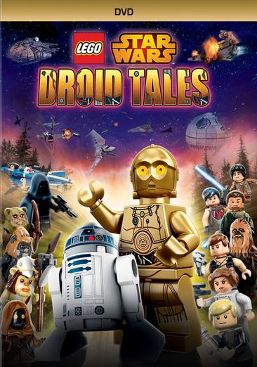 Lego Star Wars: Droid Tales 786936849585
