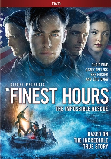 The Finest Hours 786936850086