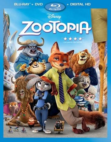 Zootopia 786936850345