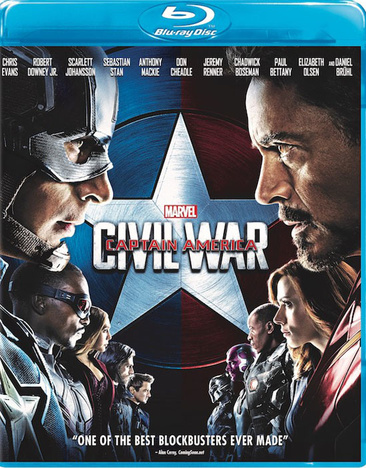 Captain America: Civil War 786936850383