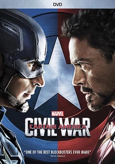 Captain America: Civil War 786936850406