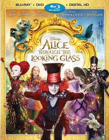 Alice Through the Looking Glass 786936850888