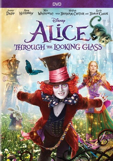 Alice Through the Looking Glass 786936850901