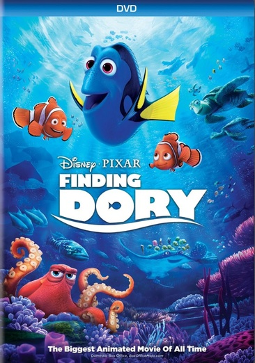 Finding Dory 786936851052