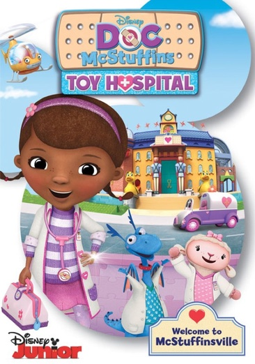 Doc McStuffins: Toy Hospital 786936851076