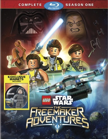 Lego Star Wars: Freemaker Adventures 786936851380
