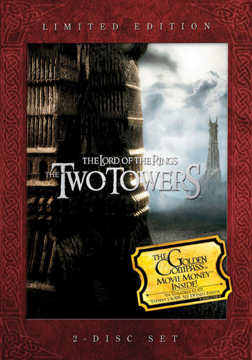 The Lord Of The Rings: The Two Towers 794043111228
