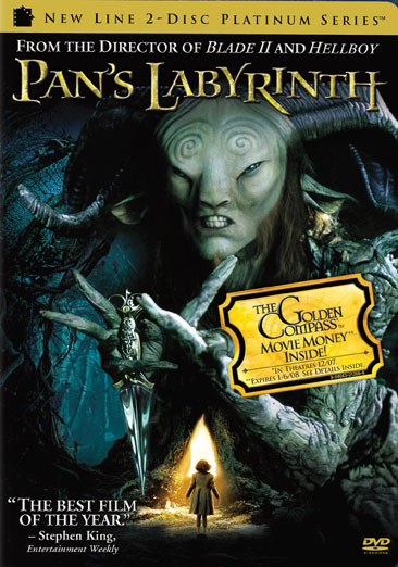 Pan's Labyrinth 794043111259