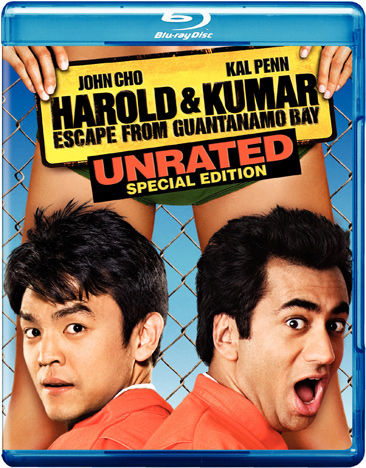 Harold & Kumar Escape From Guantanamo 794043122941