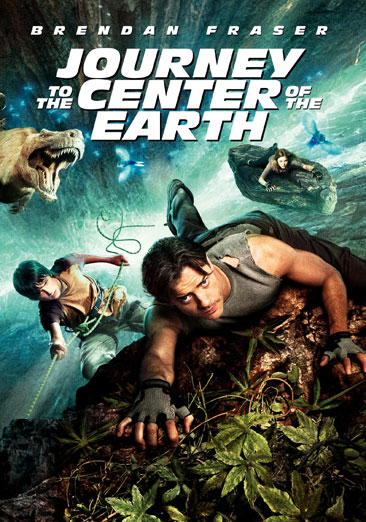 Journey to the Center of the Earth 794043123429