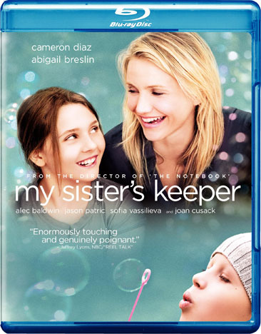 My Sister's Keeper 794043132018