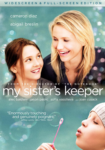 My Sister's Keeper 794043132025
