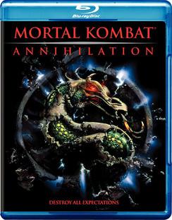 Mortal Kombat Annihilation 794043143137