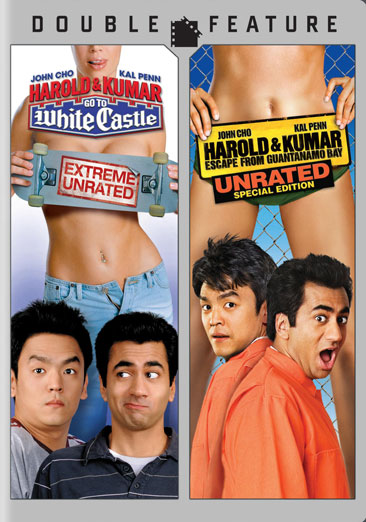 Harold & Kumar Go To White Castle / Escape From Guantanamo Bay 794043144110