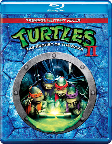 Teenage Mutant Ninja Turtles II: The Secret Of The Ooze 794043144721