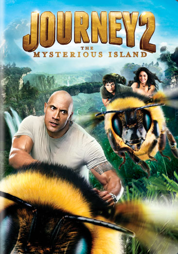 Journey 2: The Mysterious Island 794043157905