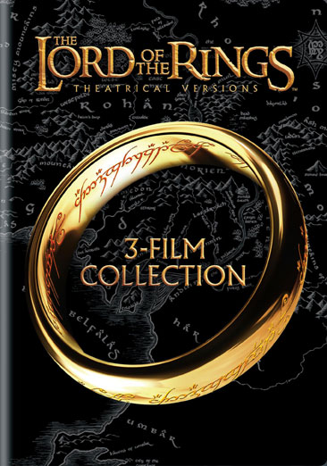 The Lord Of The Rings: The Motion Picture Trilogy 794043159114