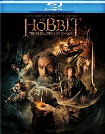 The Hobbit: The Desolation of Smaug 794043161056