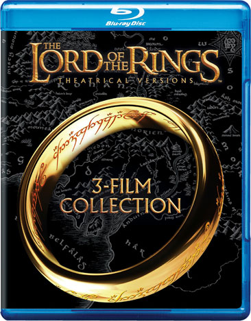 The Lord Of The Rings: The Motion Picture Trilogy 794043161889