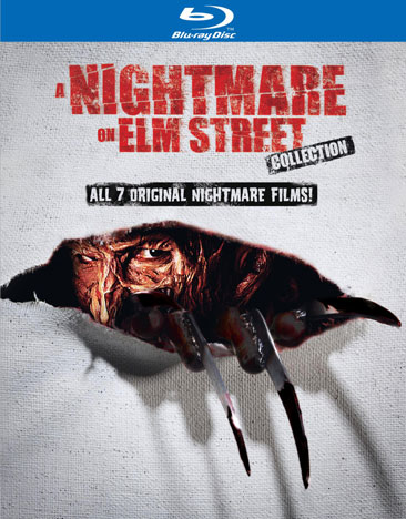 A Nightmare on Elm Street Collection 794043163289