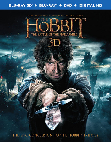 The Hobbit: The Battle of the Five Armies 794043164507