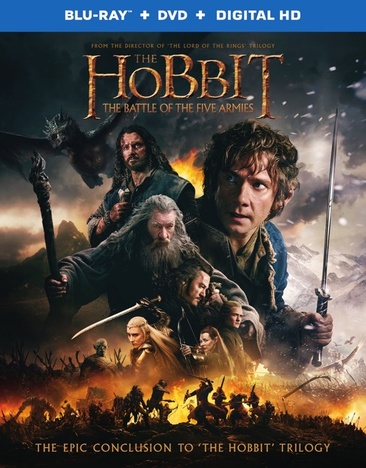 The Hobbit: The Battle of the Five Armies 794043165016