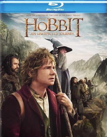 The Hobbit: An Unexpected Journey 794043165344