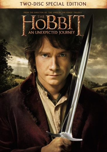 The Hobbit: An Unexpected Journey 794043165368