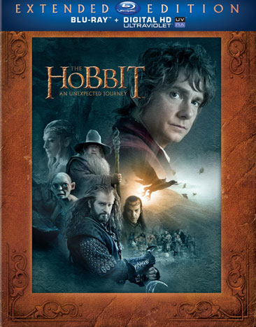 The Hobbit: An Unexpected Journey 794043168215