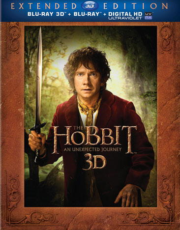The Hobbit: An Unexpected Journey 794043168222