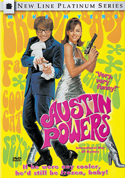 Austin Powers: International Man Of Mystery 794043457722