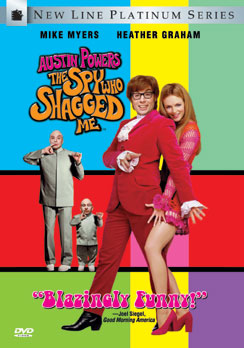 Austin Powers: The Spy Who Shagged Me 794043489129