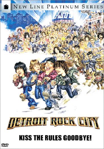 Detroit Rock City 794043489921