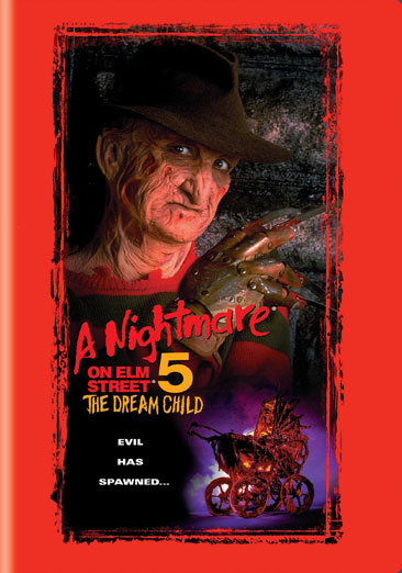 A Nightmare On Elm Street 5: The Dream Child 794043502026