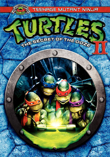 Teenage Mutant Ninja Turtles II: The Secret Of The Ooze 794043556821