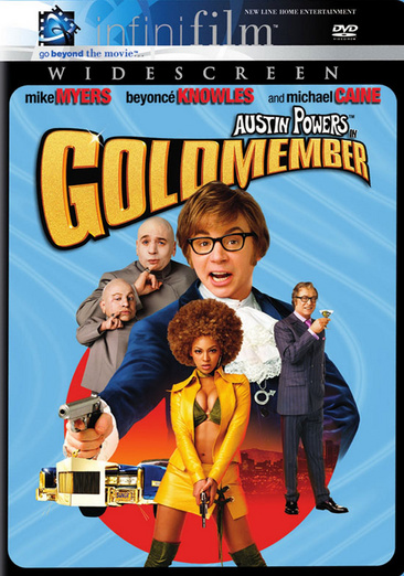 Austin Powers In Goldmember 794043607820