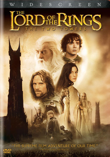 The Lord Of The Rings: The Two Towers 794043635526
