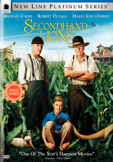 Secondhand Lions 794043690426