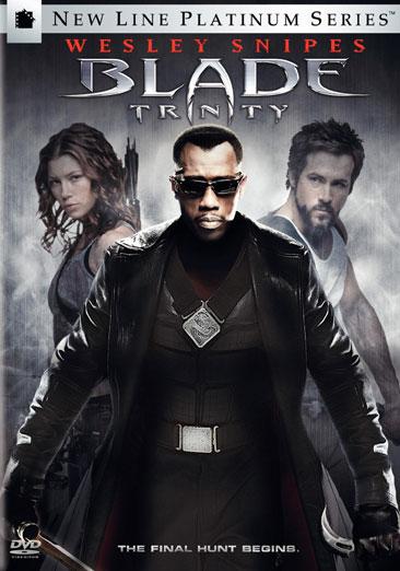 Blade: Trinity 794043781827