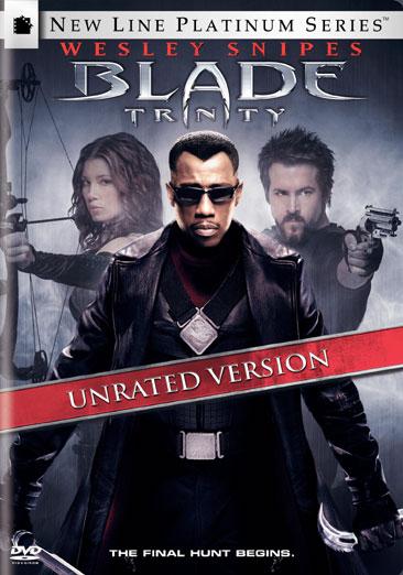 Blade: Trinity 794043781926