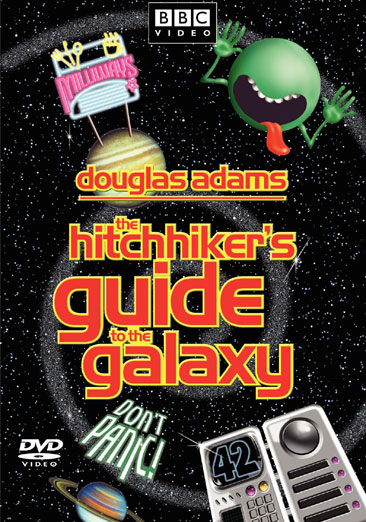 The Hitchhiker's Guide To The Galaxy 794051235725