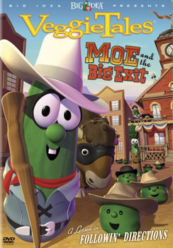 Veggie Tales: Moe & The Big Exit 796019799737
