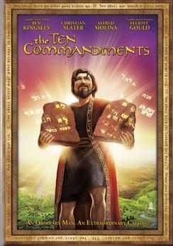 The Ten Commandments 796019809443